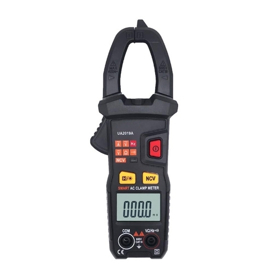 Digital Clamp Meter, AC Current 400A, NCV and Automatic Measuring