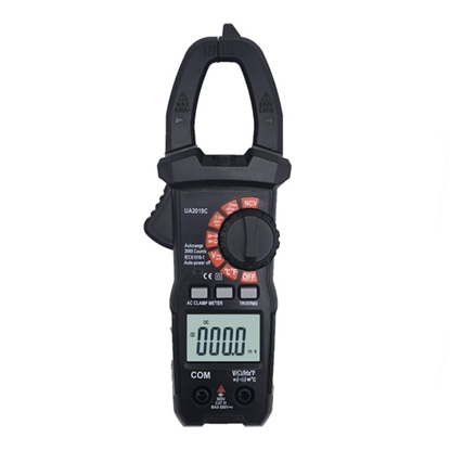 Digital Clamp Meter AC 400 amp with TRMS/NCV/Temperature/Capacitance