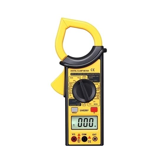 Clamp Meter for AC Current 1000A/AC Voltage 750V/DC Voltage 1000V