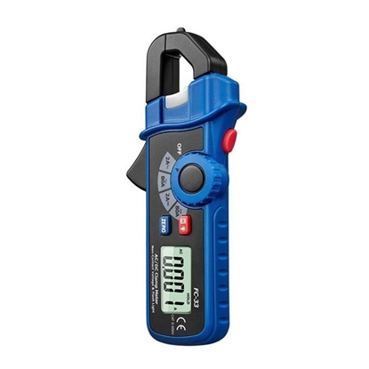 Current Clamp Meter AC/DC 80A with NCV AC 600V Measuring Range