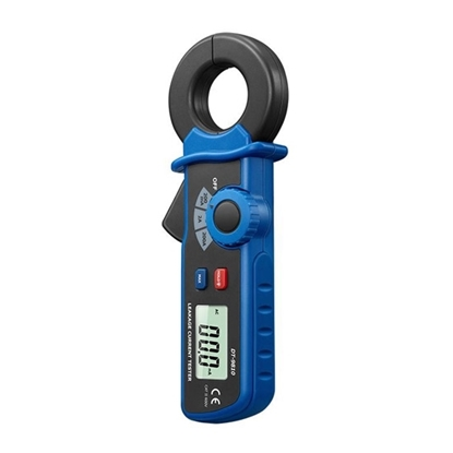Leakage Current Clamp Meter with Measuring Range AC 200mA/2A/200A