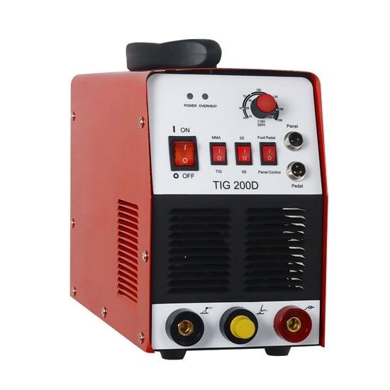 200Amp Stick Welder, DC Dual Voltage 110V/220V