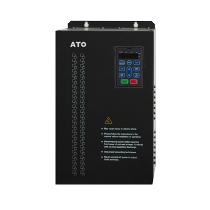 10 hp (7.5 kW) VFD, Single Phase Input & Output