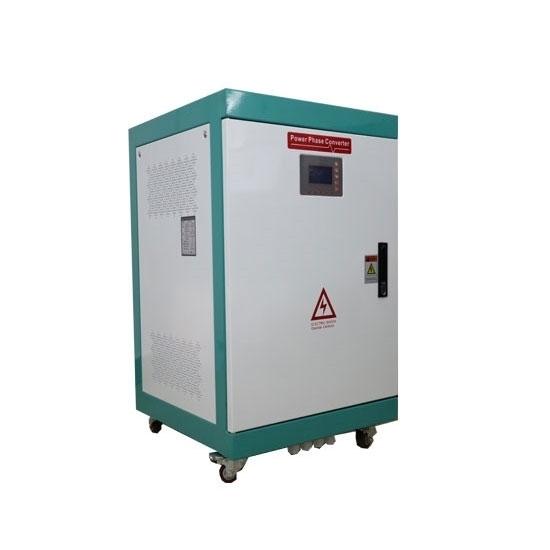 25 hp Single Phase to Three Phase Converter