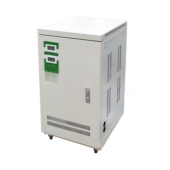 12 kVA Single Phase Automatic Voltage Stabilizer