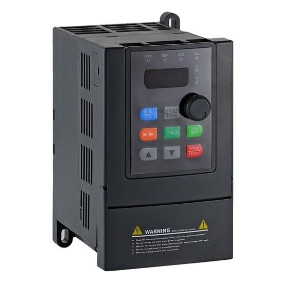 1/2 hp (0.4 kW) VFD, Single Phase Input & Output