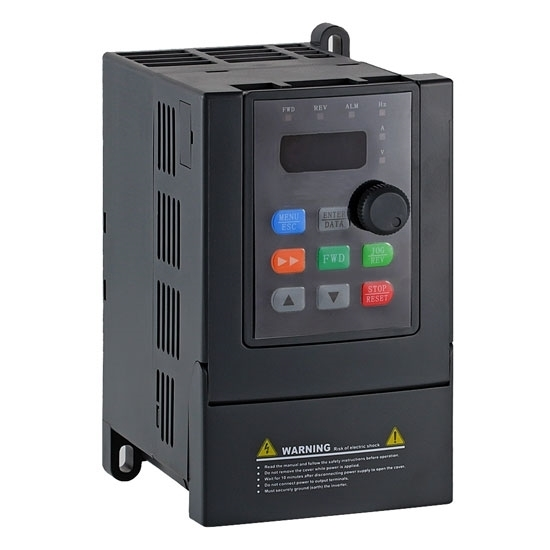 3HP Variable Frequency Drive  Capability Single Phase Close-Loop GREAT
