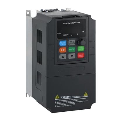 3 hp (2.2 kW) VFD, Single Phase Input & Output