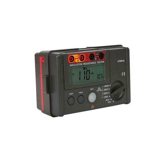 Insulation Resistance Tester, 100V/250V/500V/1000V