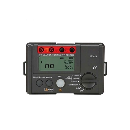 Insulation Resistance Tester, 500V/1000V/2500V
