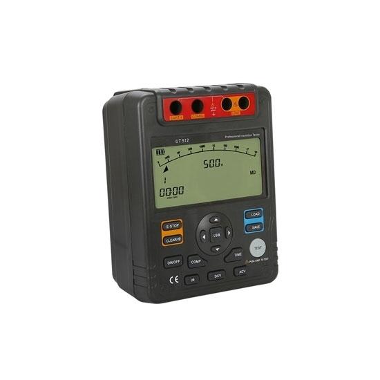 Megger Insulation Tester, 500V/1000V/1500V/2500V