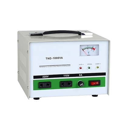 1 kVA Single Phase Automatic Voltage Stabilizer for Home