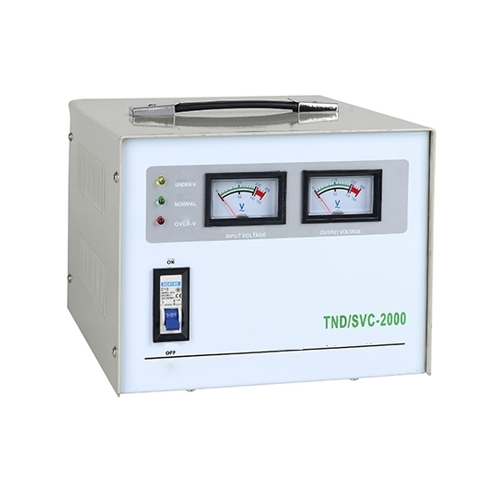 2 kVA Single Phase Automatic Voltage Stabilizer for Home