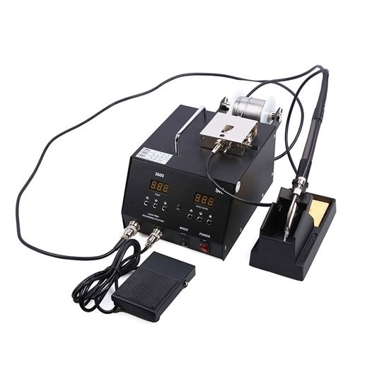 150W Digital Soldering Station, 110V/220V
