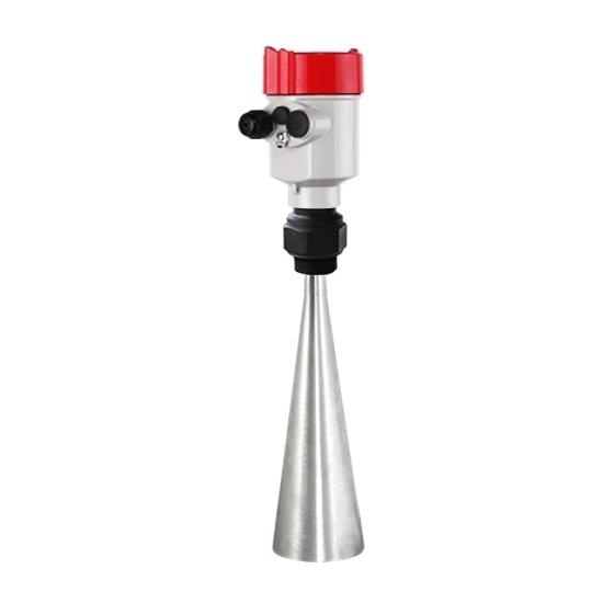 Radar Level Sensor, Non-contact Water Level Measurement, 0-70M