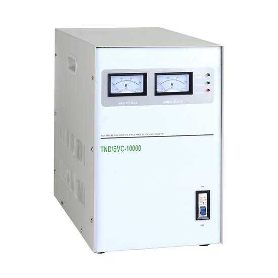 10 kVA Single Phase Automatic Voltage Stabilizer for Home