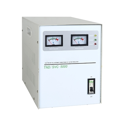 5 kVA Single Phase Automatic Voltage Stabilizer for Home