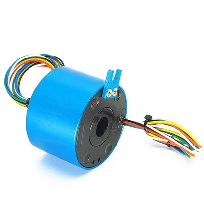 Small Through Hole Slip Ring, 12.7mm/20mm Inner Diameter