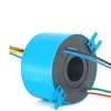 Picture of Small Through Hole Slip Ring, 12.7mm/20mm Inner Diameter