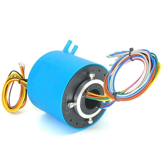 Through Bore Slip Ring, 25.4/38.1/40/50/60/80 mm Hole Diameter