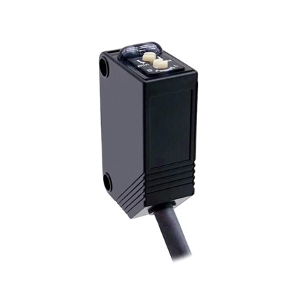 Rectangular Laser Sensor, Presence/Distance Detection, 200mm/50m