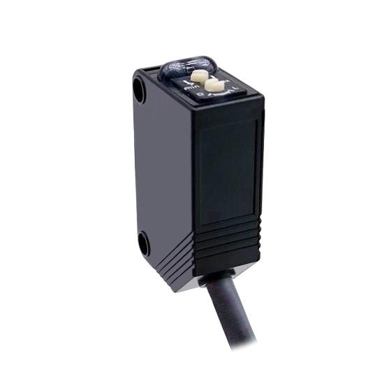 Rectangular Laser Sensor, Presence/Distance Detection, 200mm/50m