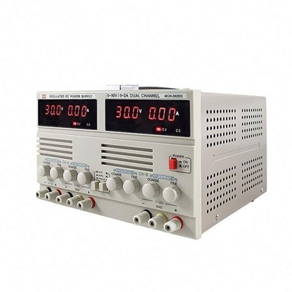 2A/3A/5A 30V Linear DC Power Supply, 2-Channel