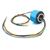 Picture of High Speed Electrical Slip Ring, Through Hole, 1500rpm