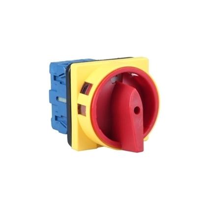 2 Position 63A Rotary Switch 3 Pole/4 Pole