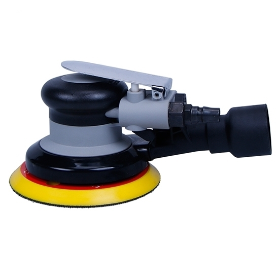 Air Random Orbital Sander, Vacuum, Hand-Held
