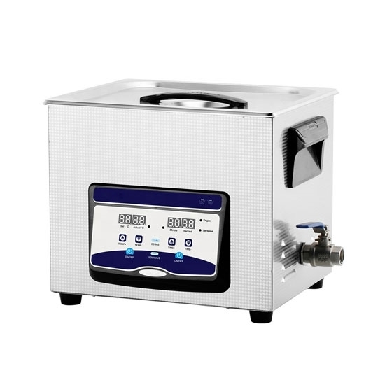 10L Ultrasonic Cleaner for Glasses/Parts/Carburetor