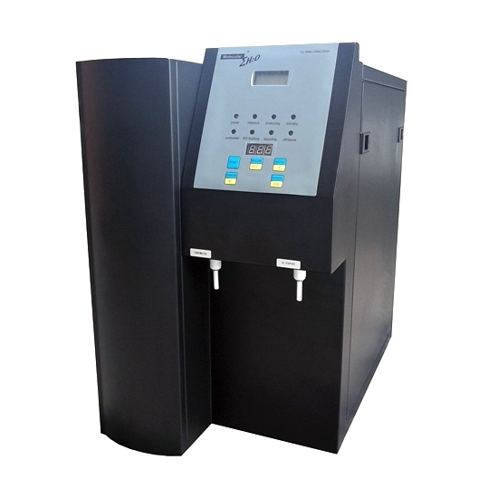 Lab Water Purification System,  <3ppb TOC, Type 1 & 3
