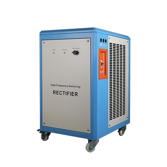 3000A Three Phase Plating Rectifier, 400V AC to 12V DC