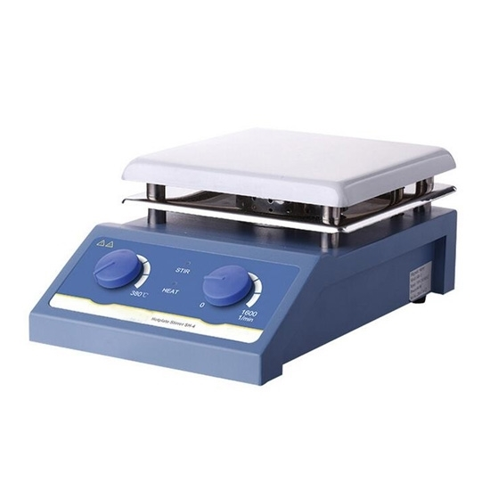 Laboratory Hot Plate Magnetic Stirrer, 5L, 0-1600 RPM