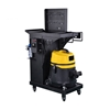 Picture of Air Sander Tool Cart with Dust Collector/Servo