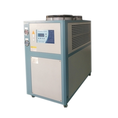 5 HP 4 Ton Air Cooled Industrial Water Chiller