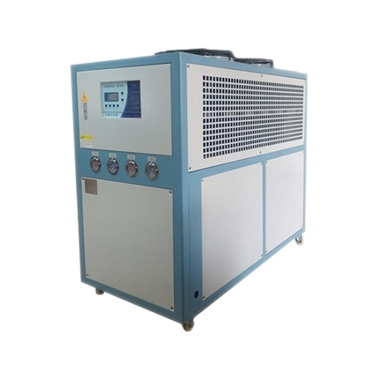 10 HP 8 Ton Air Cooled Industrial Water Chiller