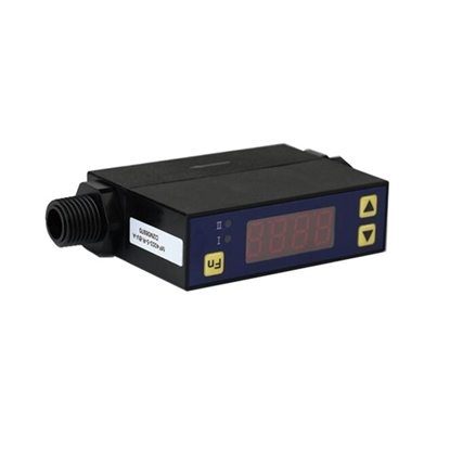 Small Gas Mass Flow Meter, Air/O2/N2, 0-2/5/50L/min