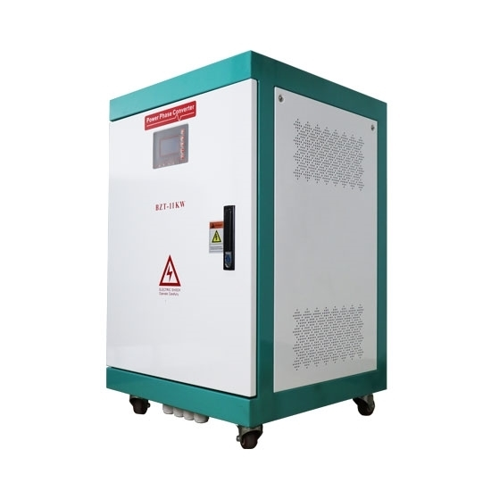 135 hp Single Phase to Three Phase Converter