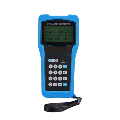Portable Clamp-On Ultrasonic Flow Meter for Water