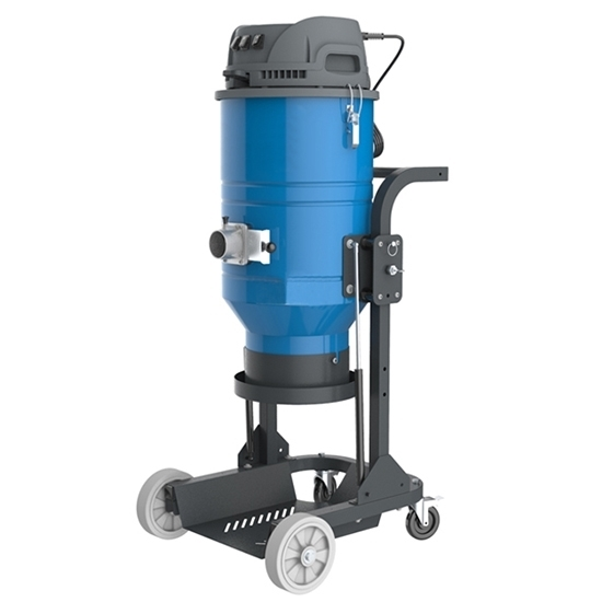 Continuous Duty Industrial Vacuum Dust Extractor