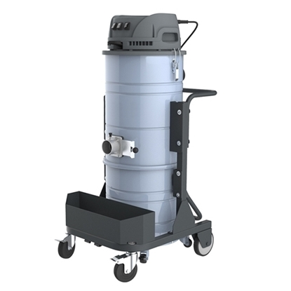 Industrial Vacuum Cleaner, Wet and Dry, 3000W
