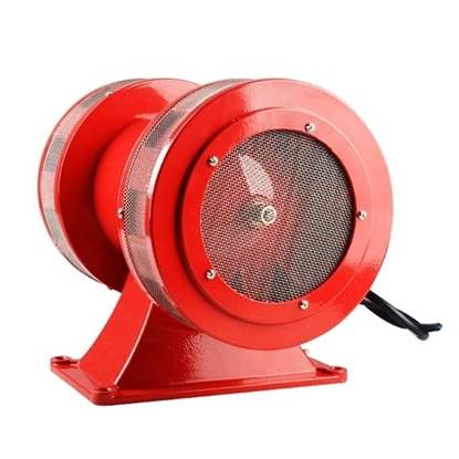 Motor Alarm, 130dB, AC 110V/220V