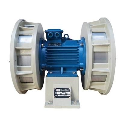 Motor Driven Siren, 123.3dB/125.8dB, 3 Phase 380V/4kW