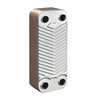 Picture of Water to Air Brazed Plate Heat Exchanger, 50/60 Plate