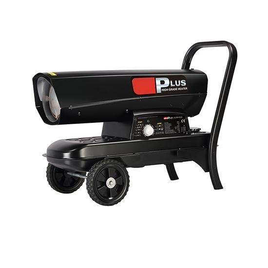40kW Portable Industrial Diesel Fan Heater