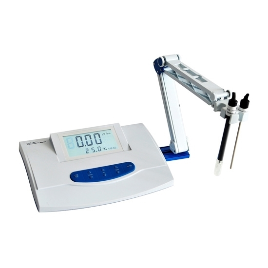 Portable Conductivity Meter, 100mS/cm, 220VAC