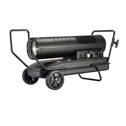50kW Portable Industrial Diesel Fan Heater