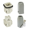 Picture of Heavy Duty Connector, 3 Pin, AC 250V / 10A
