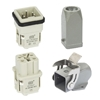 Picture of Heavy Duty Connector, 4 Pin, 250VAC / 10A
